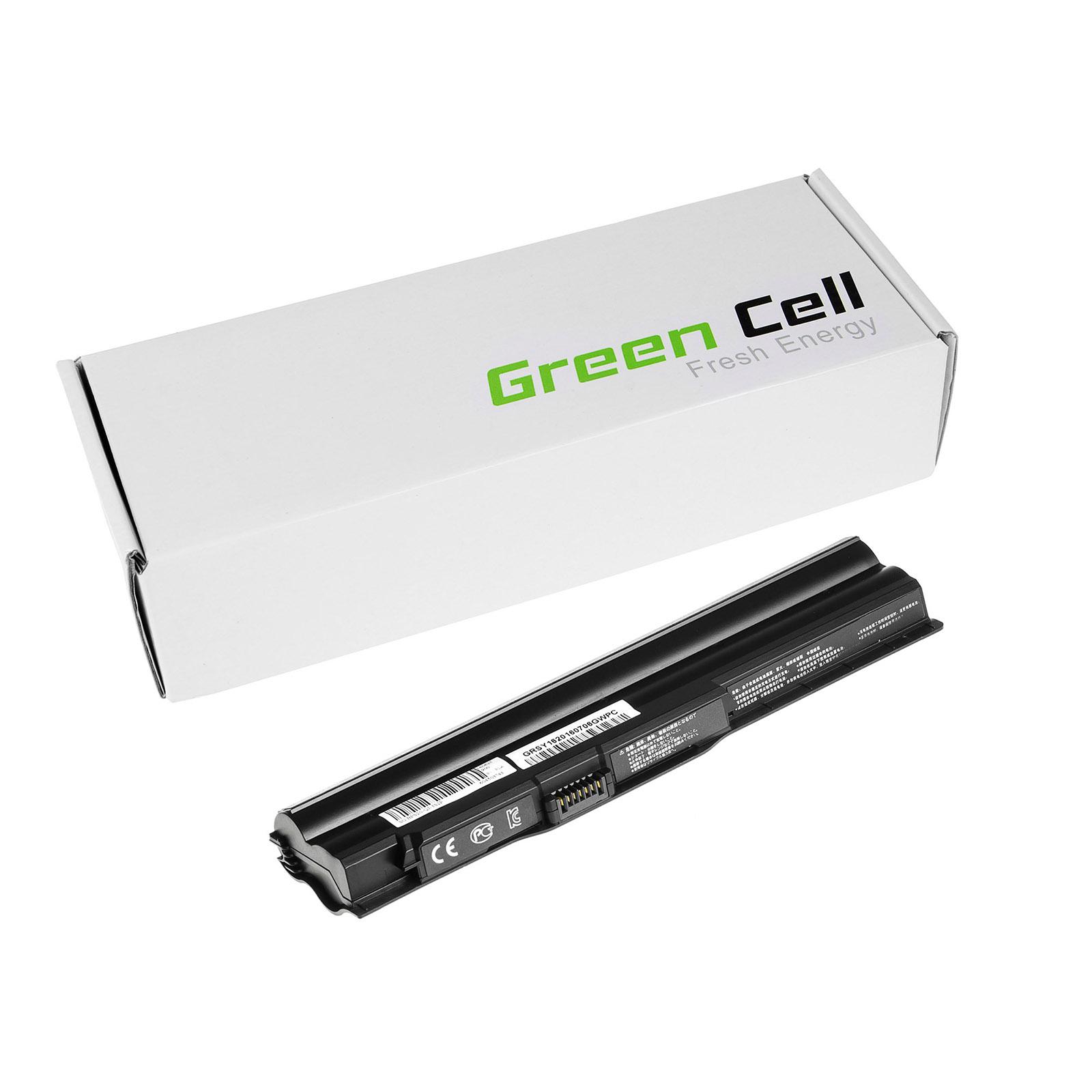 green cell akku f r sony vaio vpcz12l9e b laptop 4400mah. Black Bedroom Furniture Sets. Home Design Ideas
