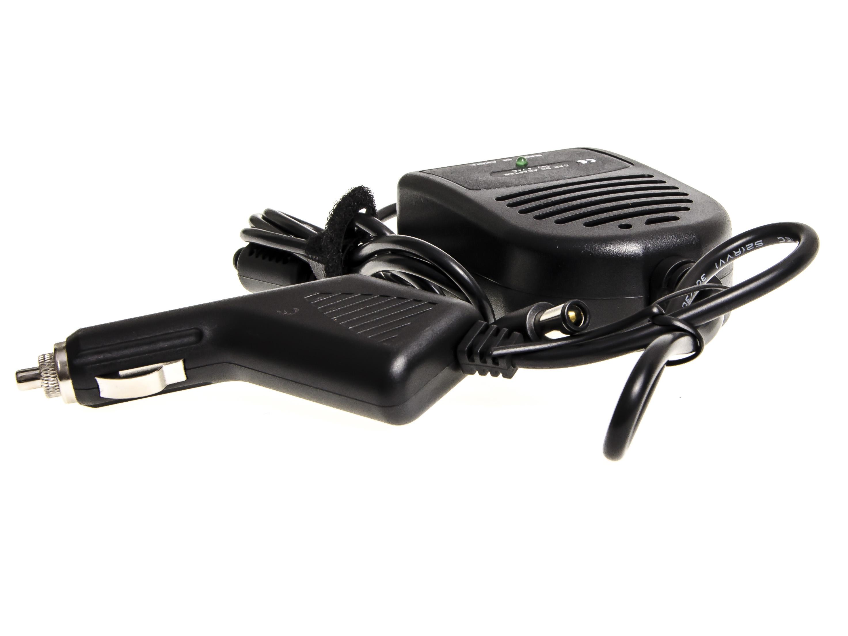 AUTO-caricabatterie-adattatore-per-HP-Compaq-Presario-cq61-315sh-cq61-315sl-Laptop