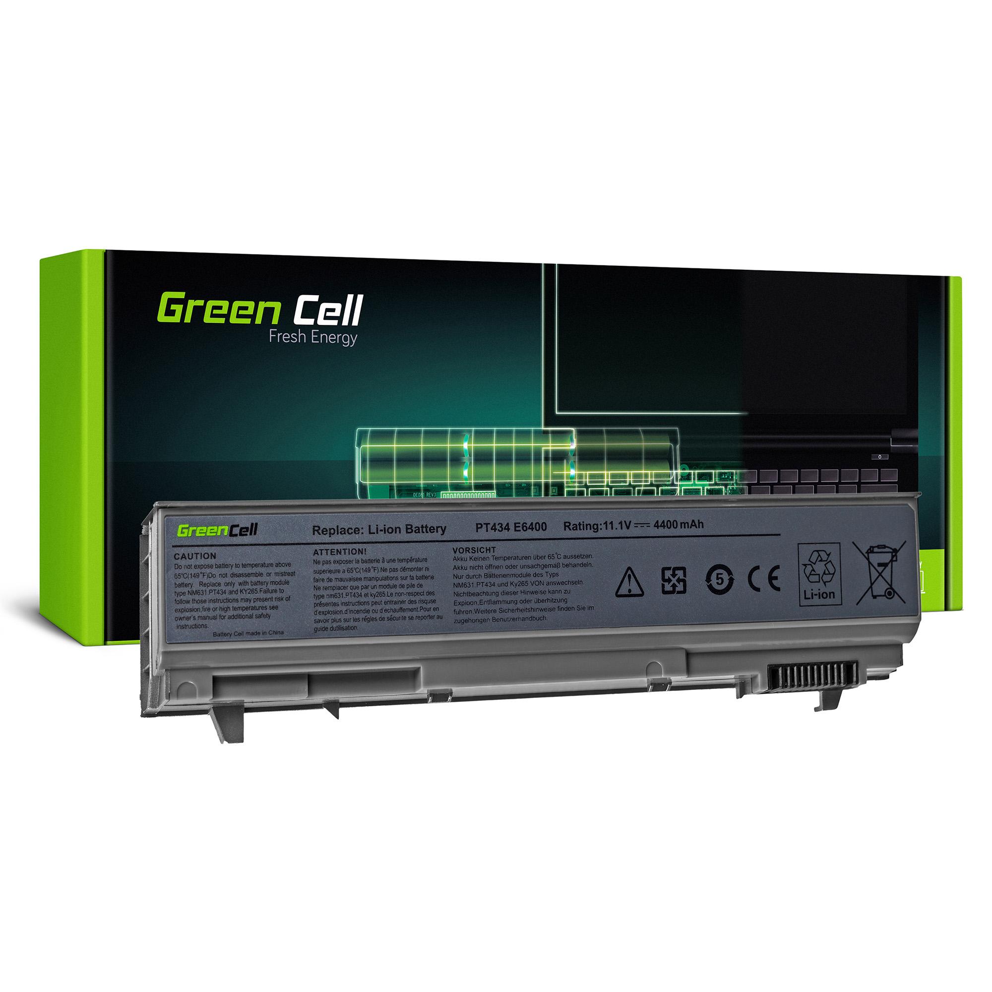 Battery-for-Dell-Latitude-E6400-E6410-E6500-E6510-Laptop-4400mAh