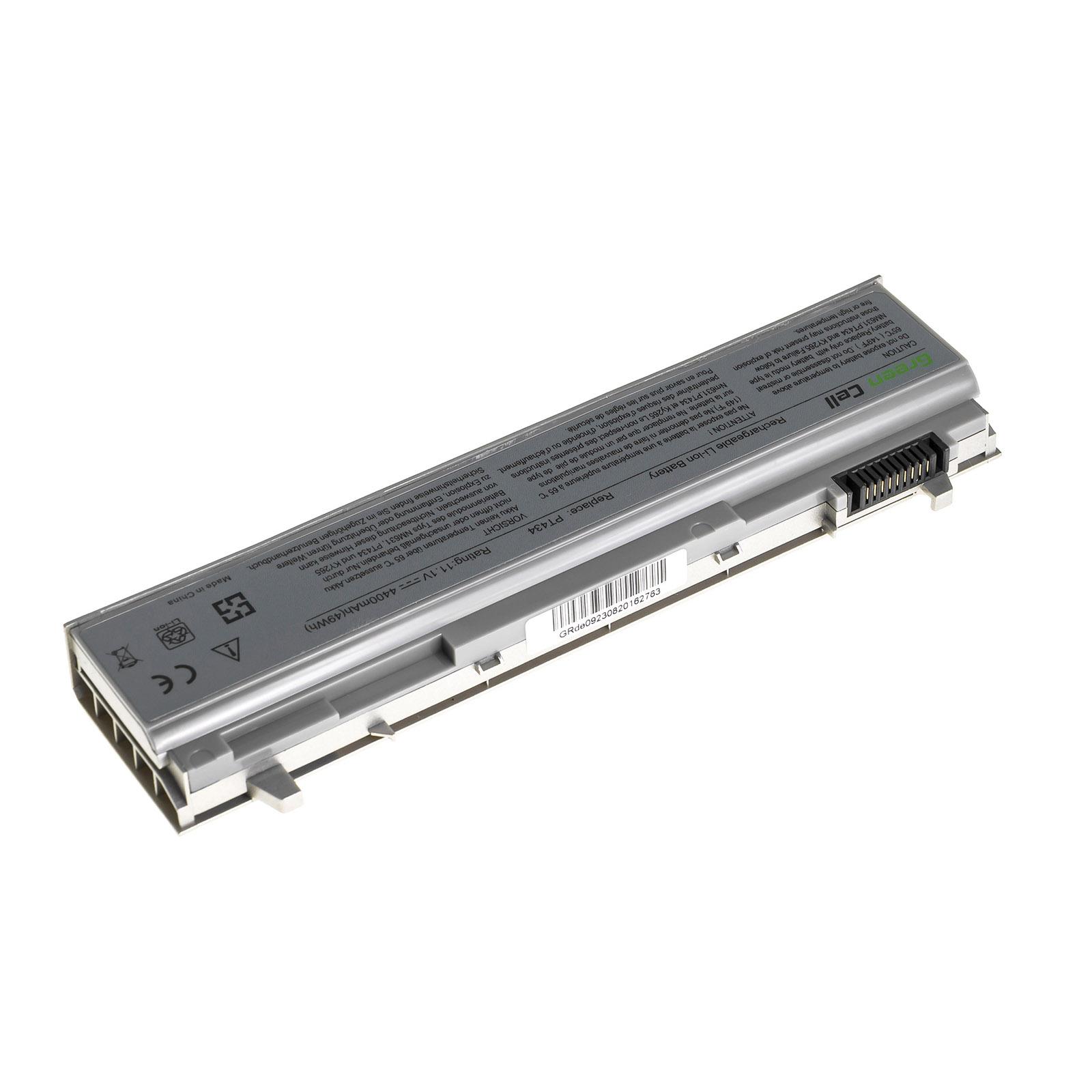 Battery-for-Dell-Latitude-E6400-E6410-E6500-E6510-Laptop-4400mAh thumbnail 4