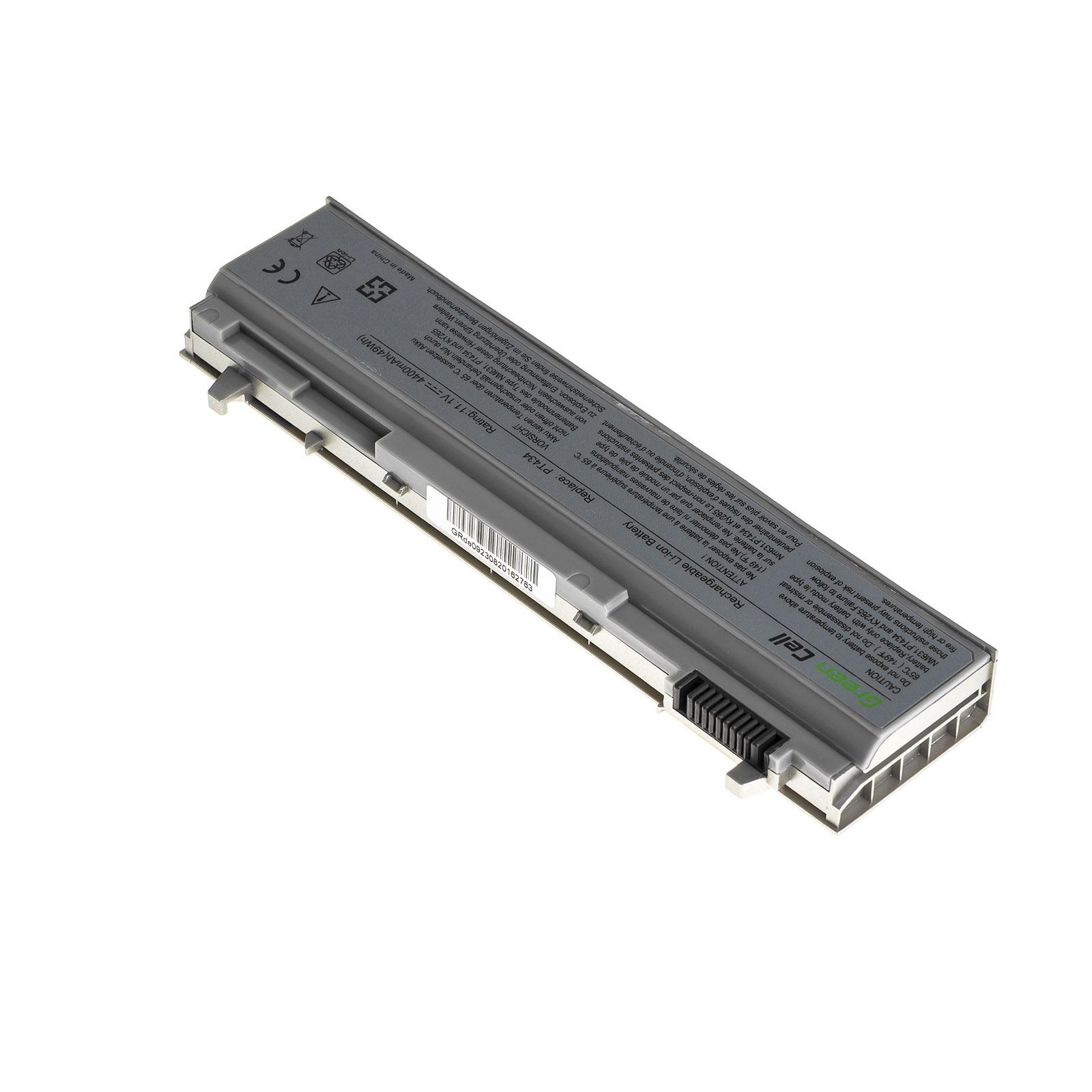 Battery-for-Dell-Latitude-E6400-E6410-E6500-E6510-Laptop-4400mAh thumbnail 5