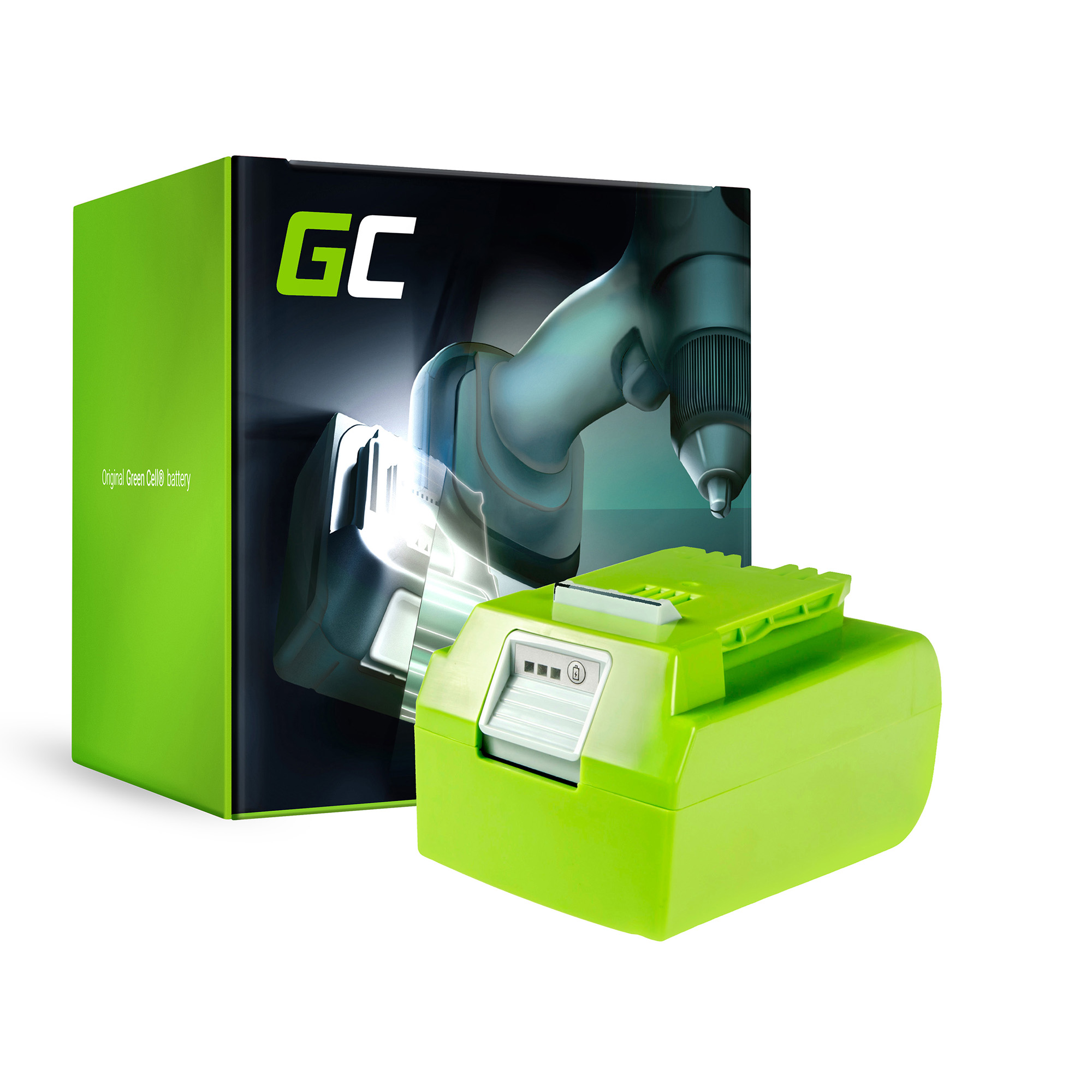 Batterie-pour-Outillage-electroportatif-GreenWorks-3600707-3600807-4-Ah