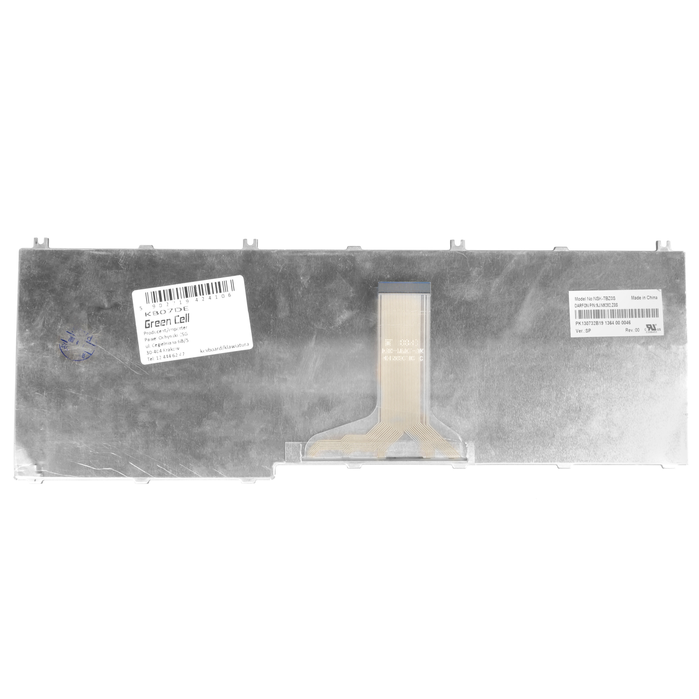 Clavier-pour-Ordinateur-Portable-Toshiba-Satellite-P205-S7806-QWERTZ
