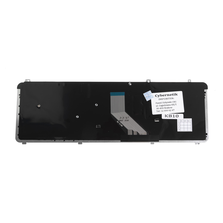 Clavier-pour-Ordinateur-HP-Pavilion-DV6-1340ED-DV6-1340EF-QWERTY-US-English