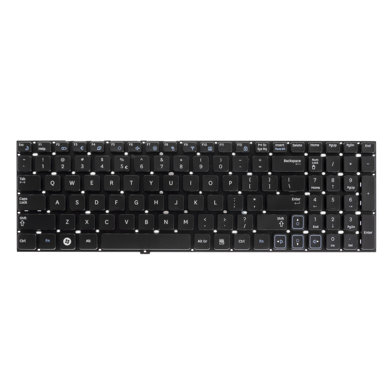 Clavier-pour-Ordinateur-Samsung-NP-RC510-S02DE-QWERTY-US-English