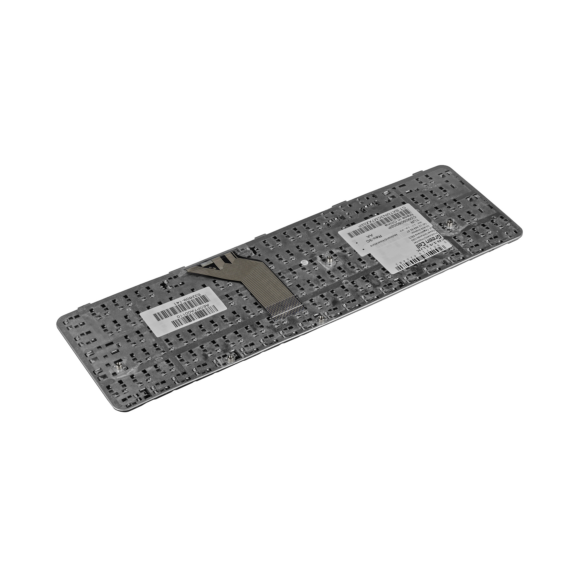 Clavier-pour-Ordinateur-HP-Compaq-Presario-CQ71-212SF-QWERTY-US-English