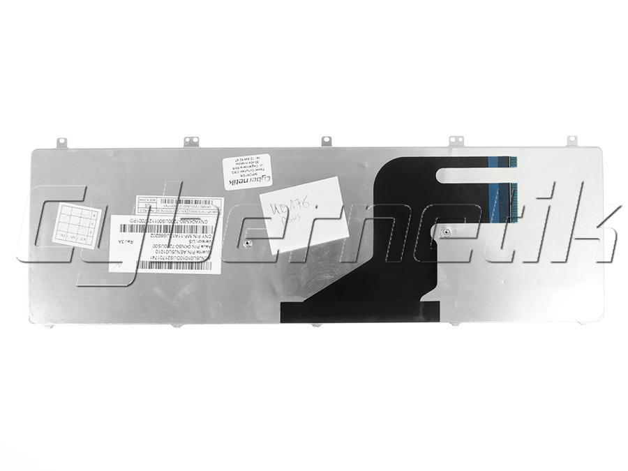 Clavier-pour-Ordinateur-Asus-N75SF-V2G-TZ158V-QWERTY-US-English