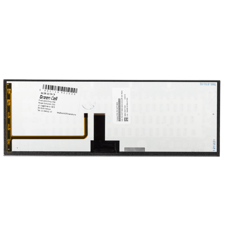 Clavier-pour-Ordinateur-Toshiba-Portege-Z930-172-Z930-174-QWERTY-US-English