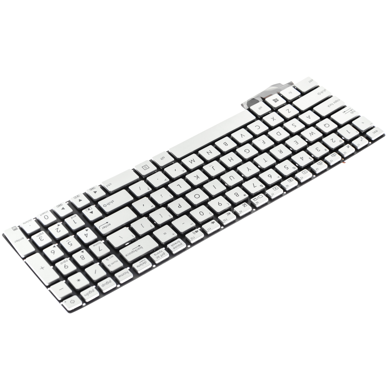 Clavier-pour-Ordinateur-Asus-N551VW-N551Z-N551ZU-N552-N552V-QWERTY-US-English
