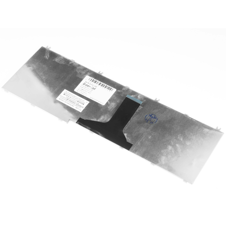 Clavier-pour-Ordinateur-Portable-Toshiba-Satellite-C650-02S-QWERTZ