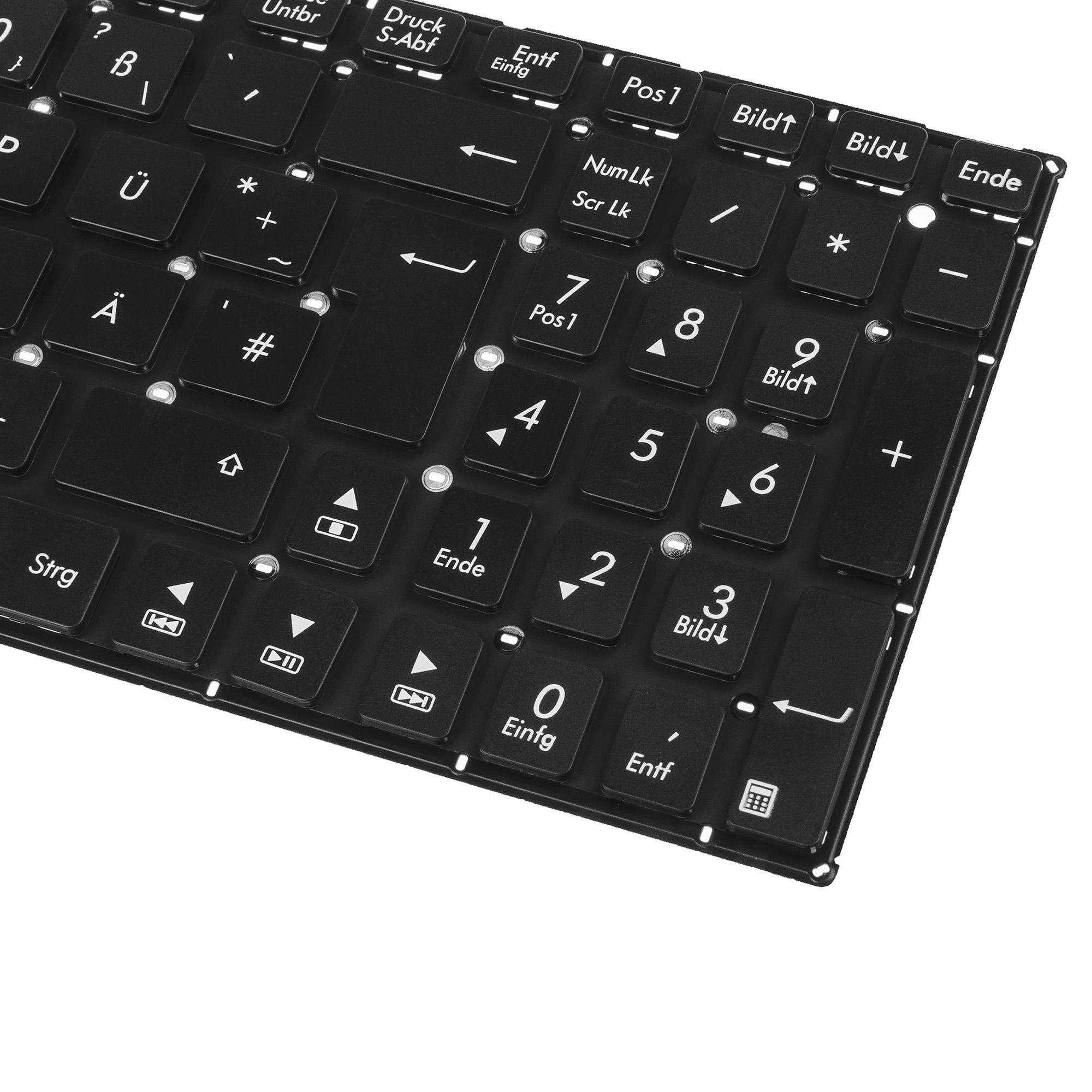 clavier pour ordinateur portable asus x550cl x550c x550vc x550lb qwertz eur 26 95. Black Bedroom Furniture Sets. Home Design Ideas