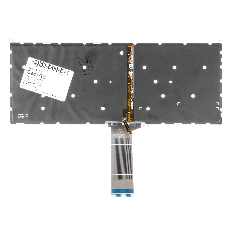 Clavier-pour-Ordinateur-Acer-Aspire-V5-122P-0643-QWERTY-UK-English