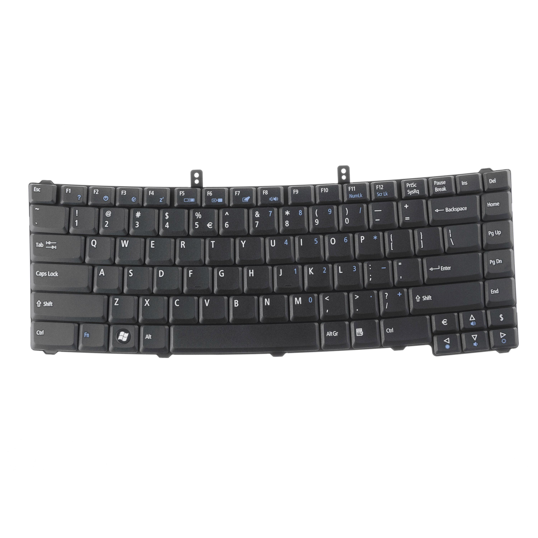Clavier-pour-Ordinateur-Acer-TravelMate-7520-6A2G16Mi-QWERTY-UK-English