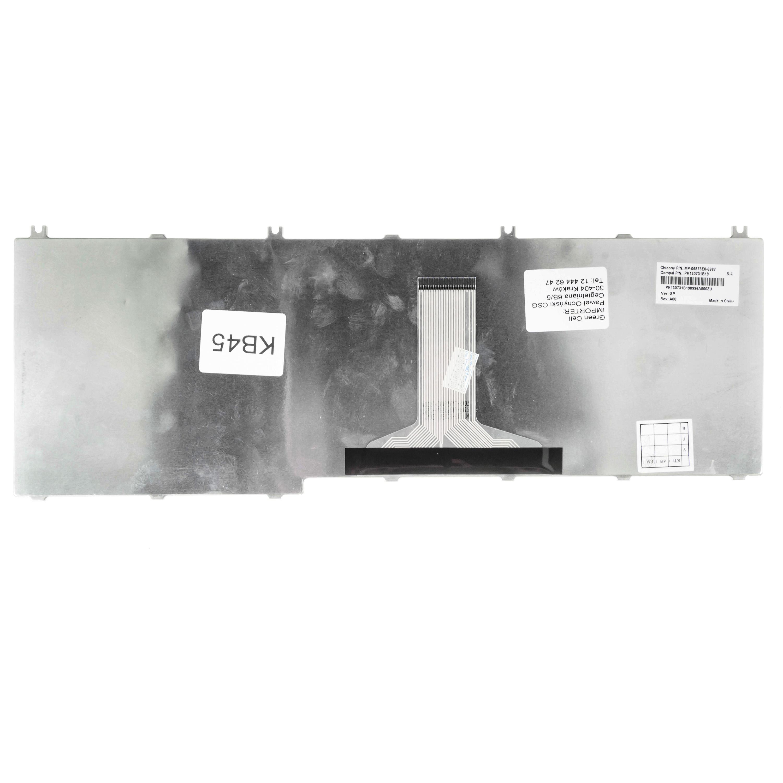 Clavier-pour-Ordinateur-Toshiba-Satellite-P305-S8824-QWERTY-UK-English