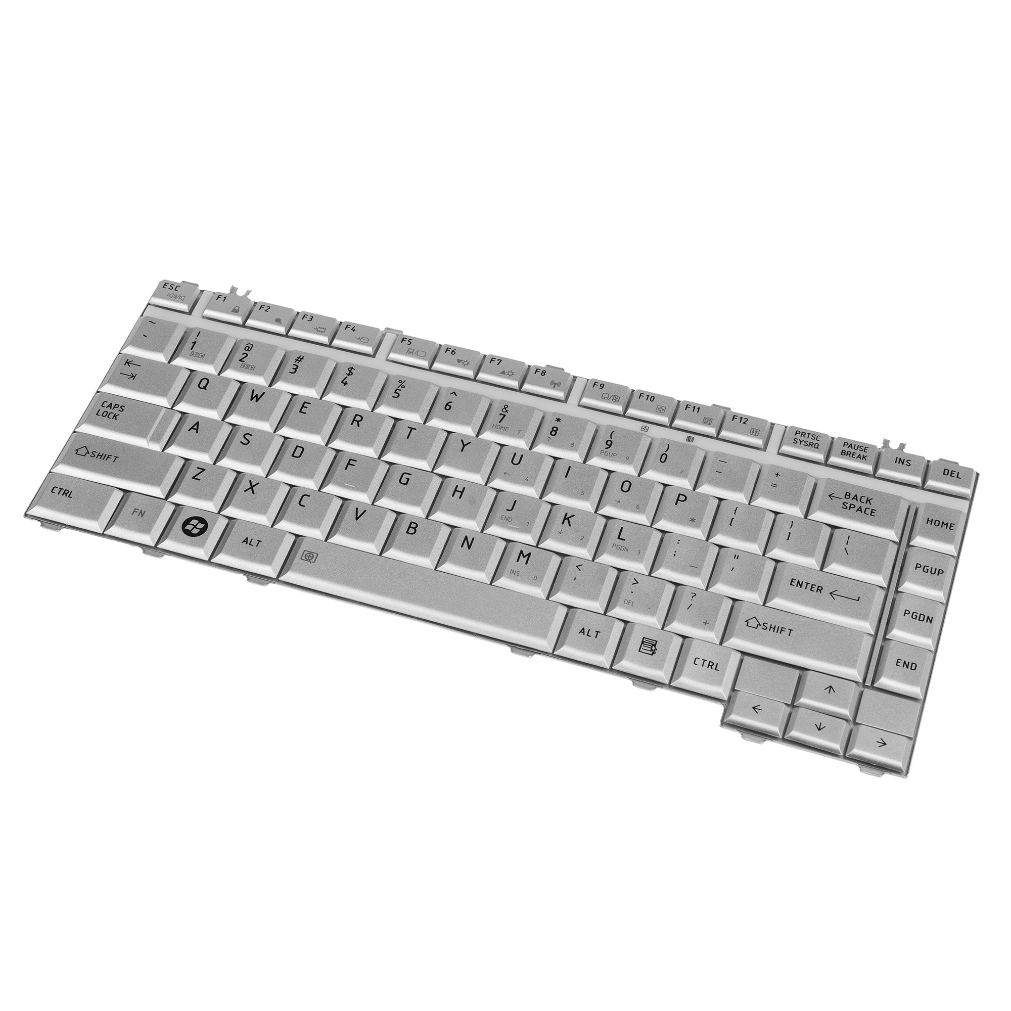 Clavier-pour-Ordinateur-Toshiba-Satellite-L515-SP4926R-QWERTY-US-English