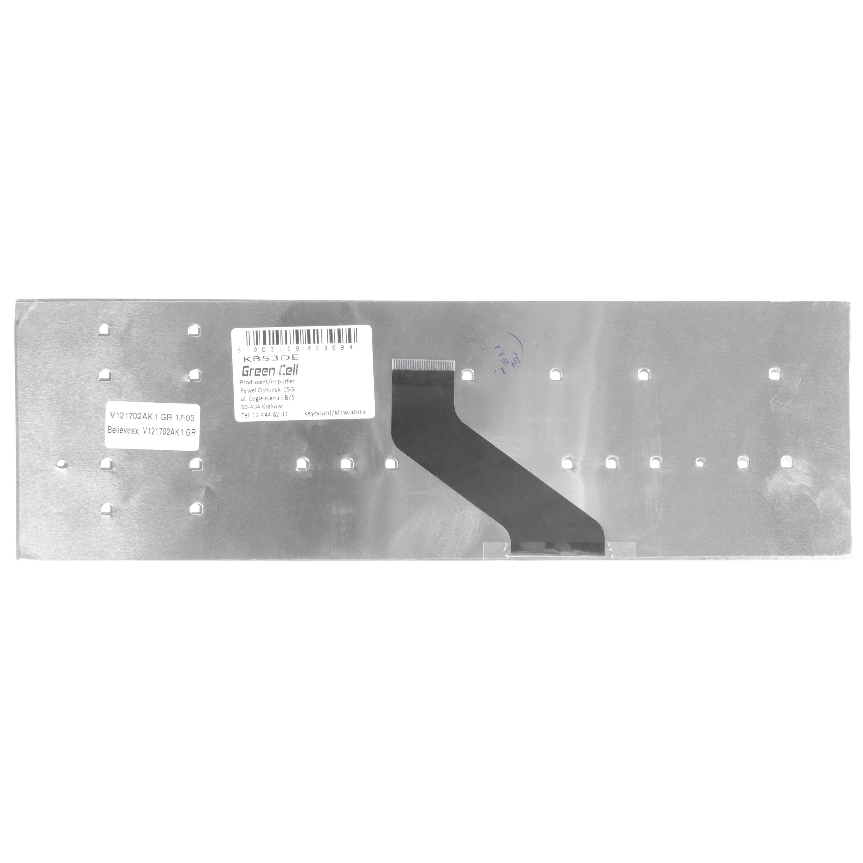 Clavier-pour-Ordinateur-Portable-Acer-Aspire-5830t-2418g75mnbb-QWERTZ
